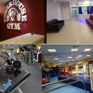 Фитнес центр «Powerhouse Gym» (пауэр хаус джим