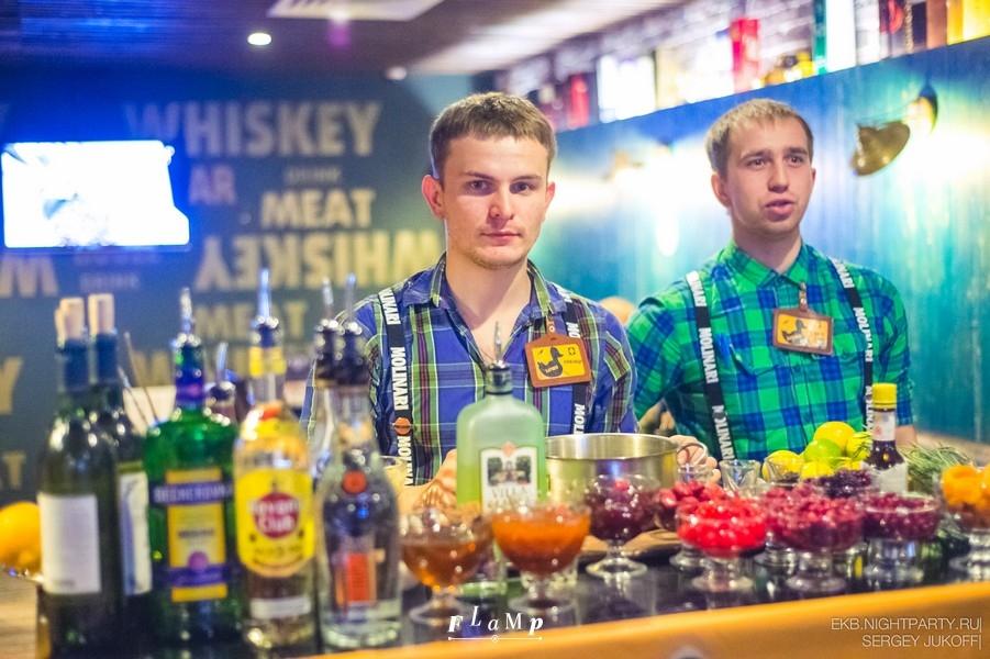 Саша и Максим. Эти ребята знают толк в согревающих коктейлях