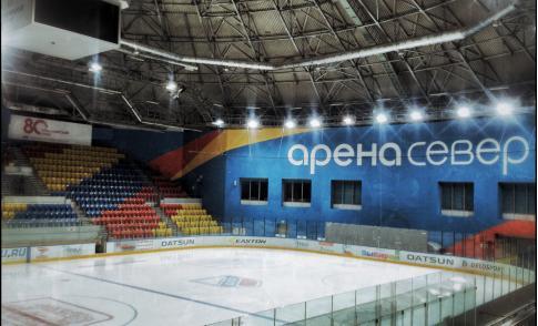 Арена-Север, ледовый дворец в