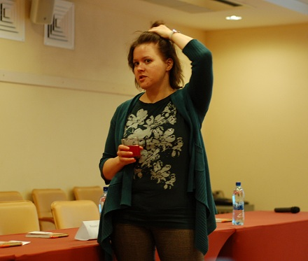 Юлия Герасимович, руководитель IT-people