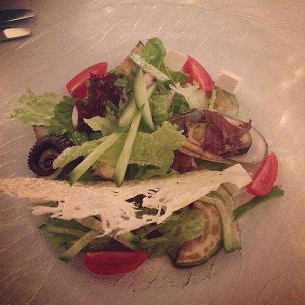 Как сделали салат цезарь