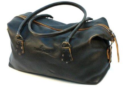 Авторская сумка Максима Шарова, фото: bagmaker.livejournal.com.