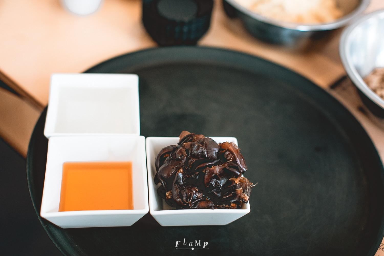 Ингредиенты для «коржа»