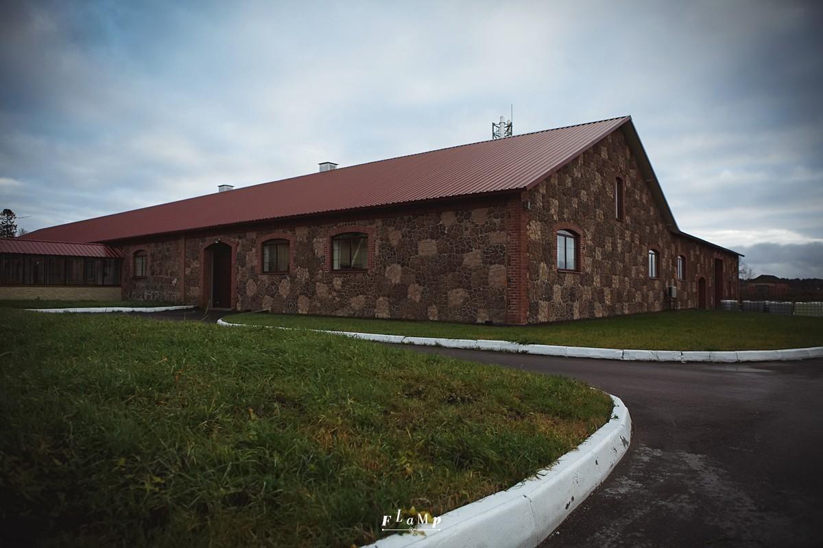 Здание производства
