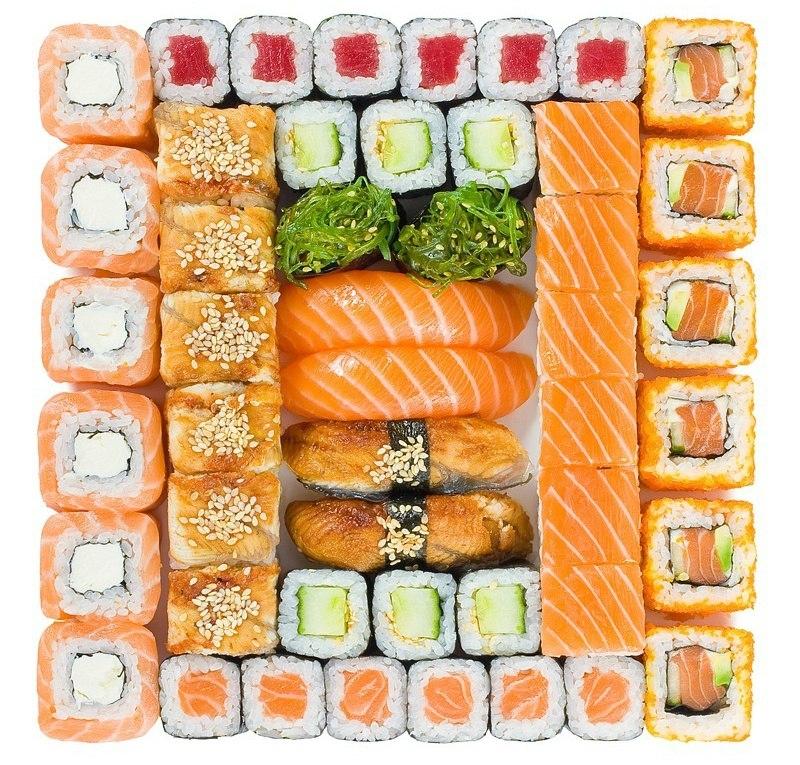 Фото: суши-бар «Самурай»