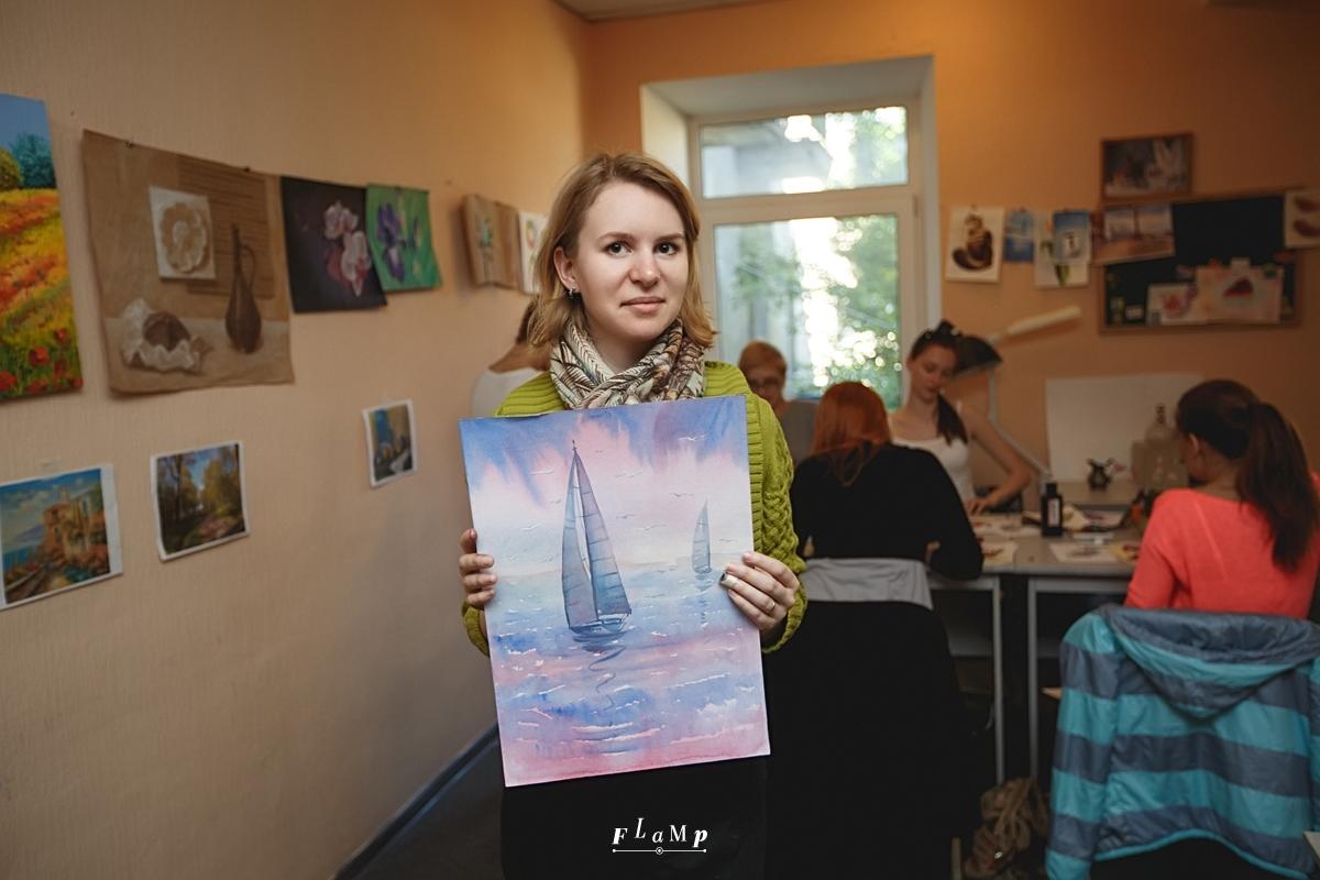 Светлана — преподаватель школы