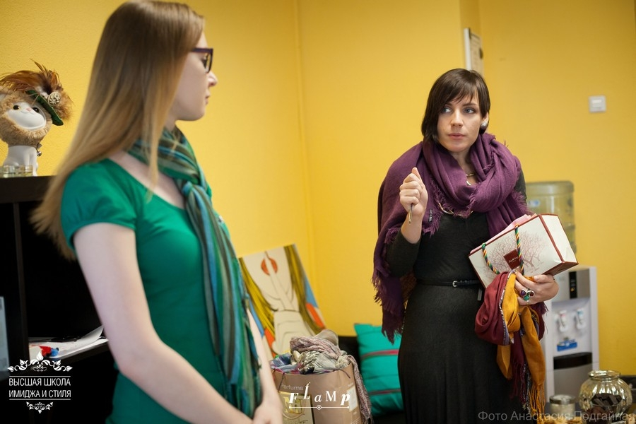 Наталья Семенова рассказывает, как правильно подбирать аксессуары.