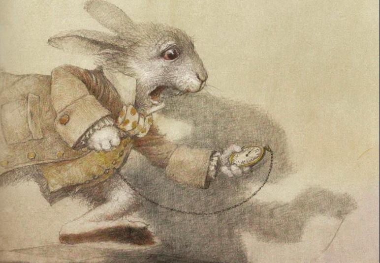 Иллюстрация: Robert Ingpen