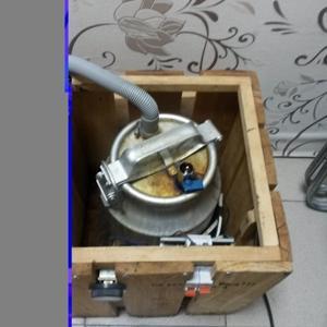 парогенератор ...  И кгугом оголенные провода...(((((