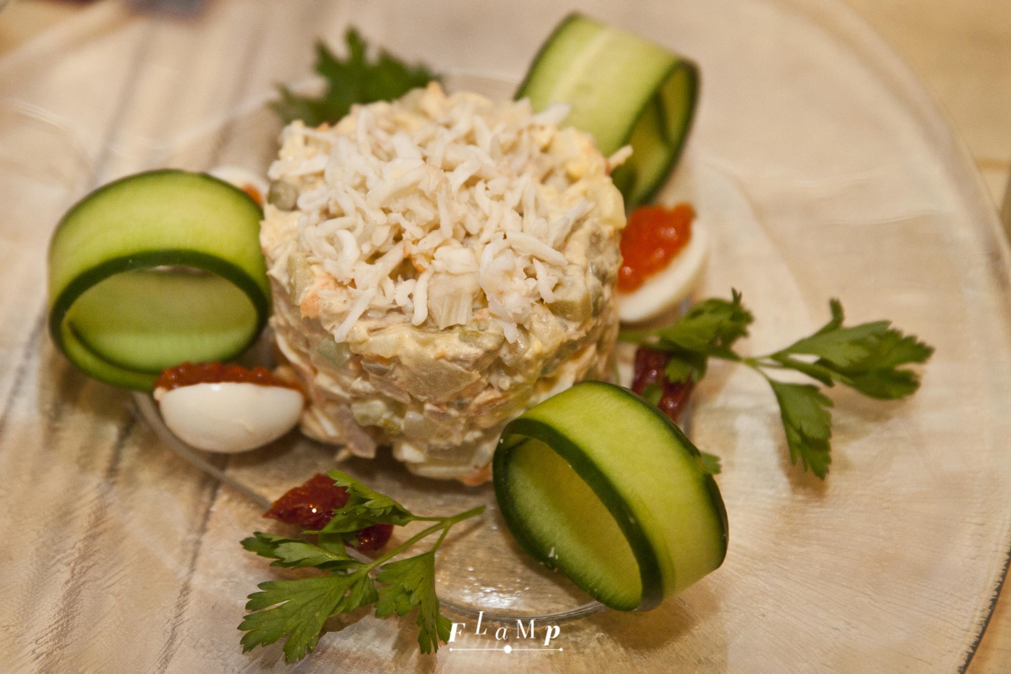 Салат столичный рецепты пошагово