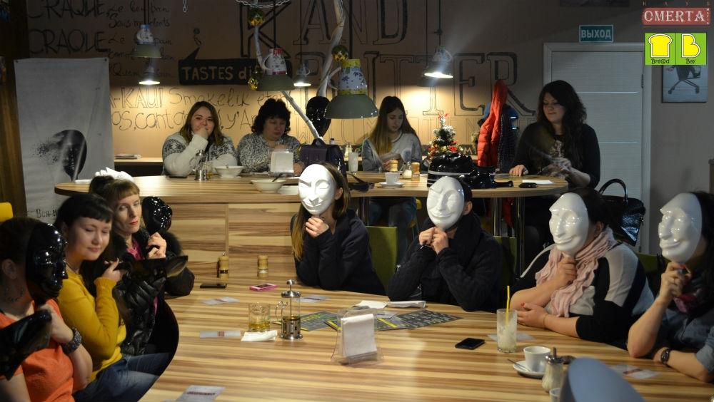 Фотографии предоставлены клубом игры в мафию «Омерта».