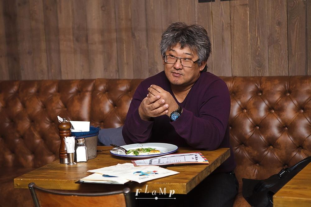 Игорь Цой много говорил о проблемах и задачах небольшого бизнеса