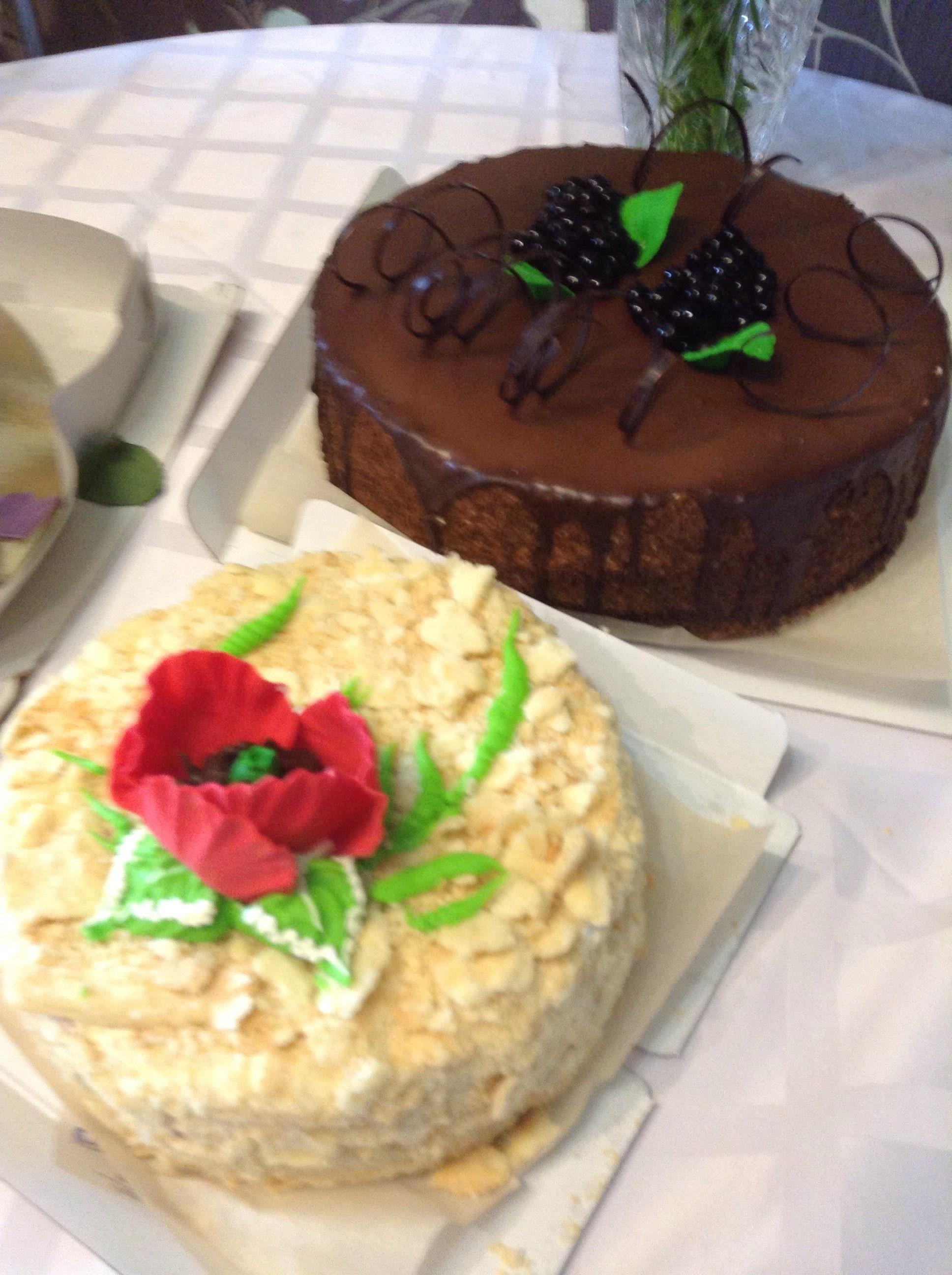 Престиж торт на заказ