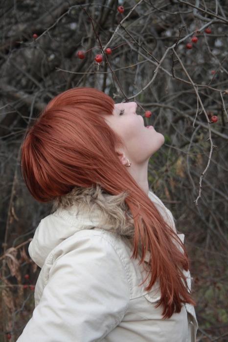 Стрижки в виде шапочки на длинных волосах
