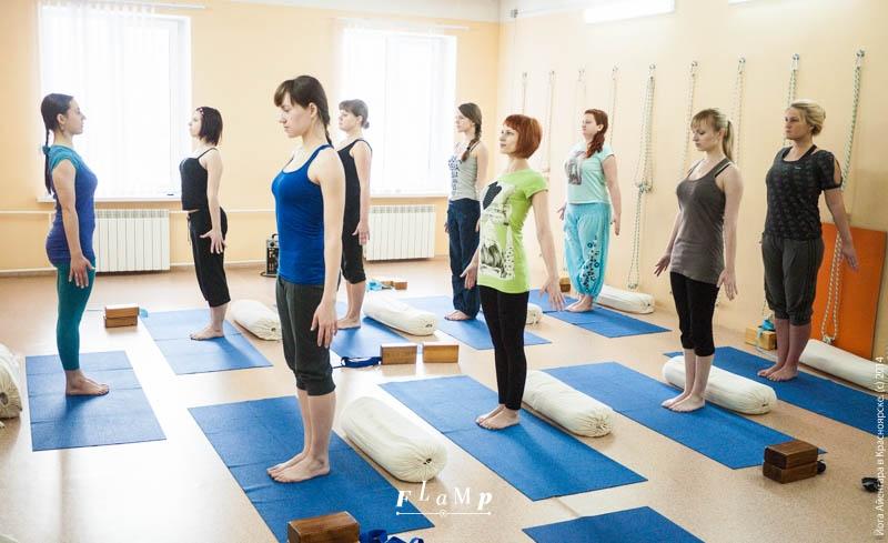 Блок для йоги nike