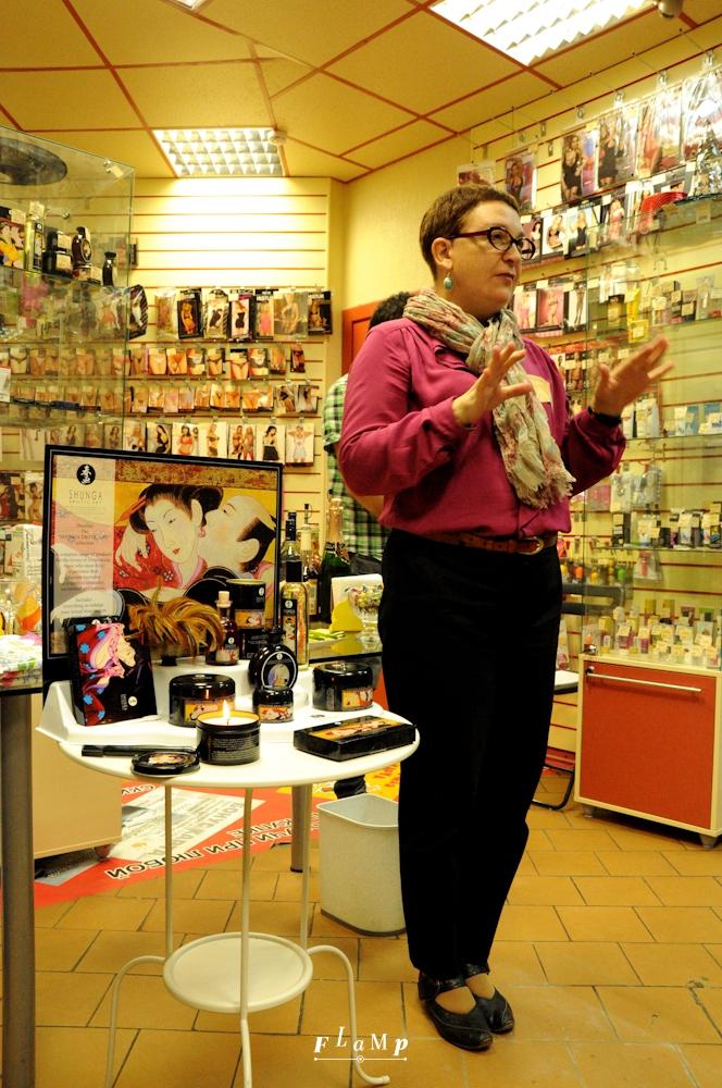 Татьяна, штатный сексолог «Казановы»: мини-лекция об интимной косметике.