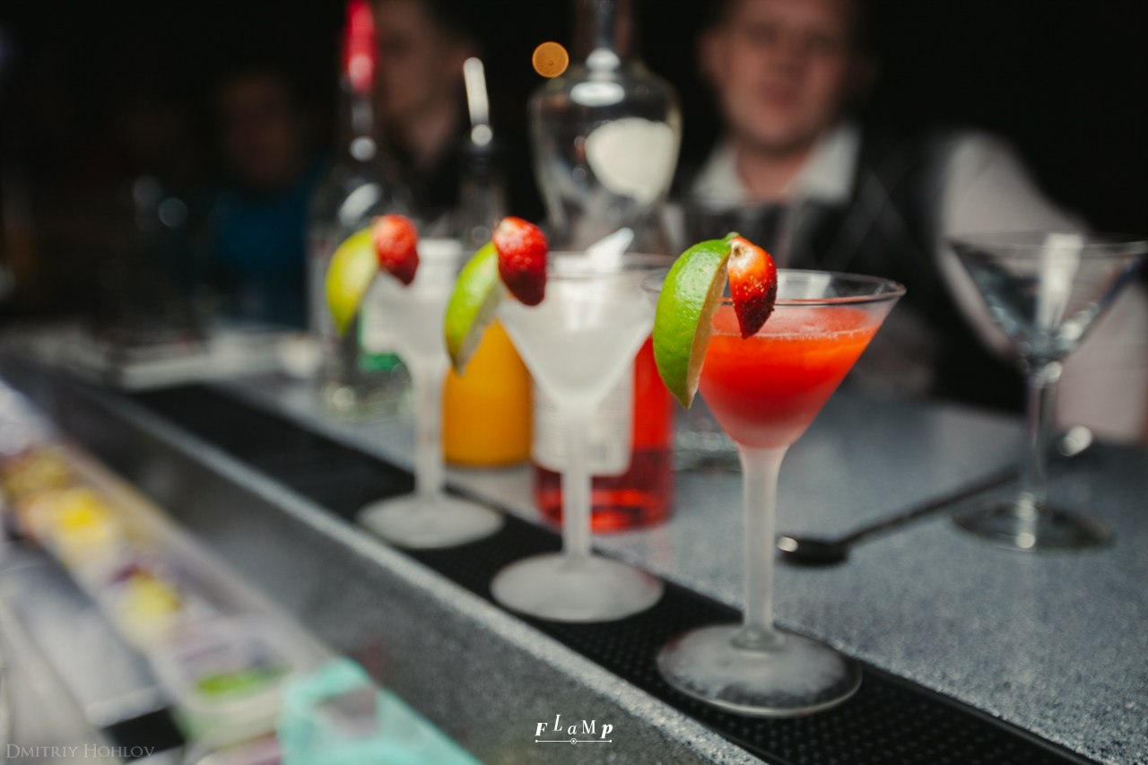 Фото: Daiquiri bar