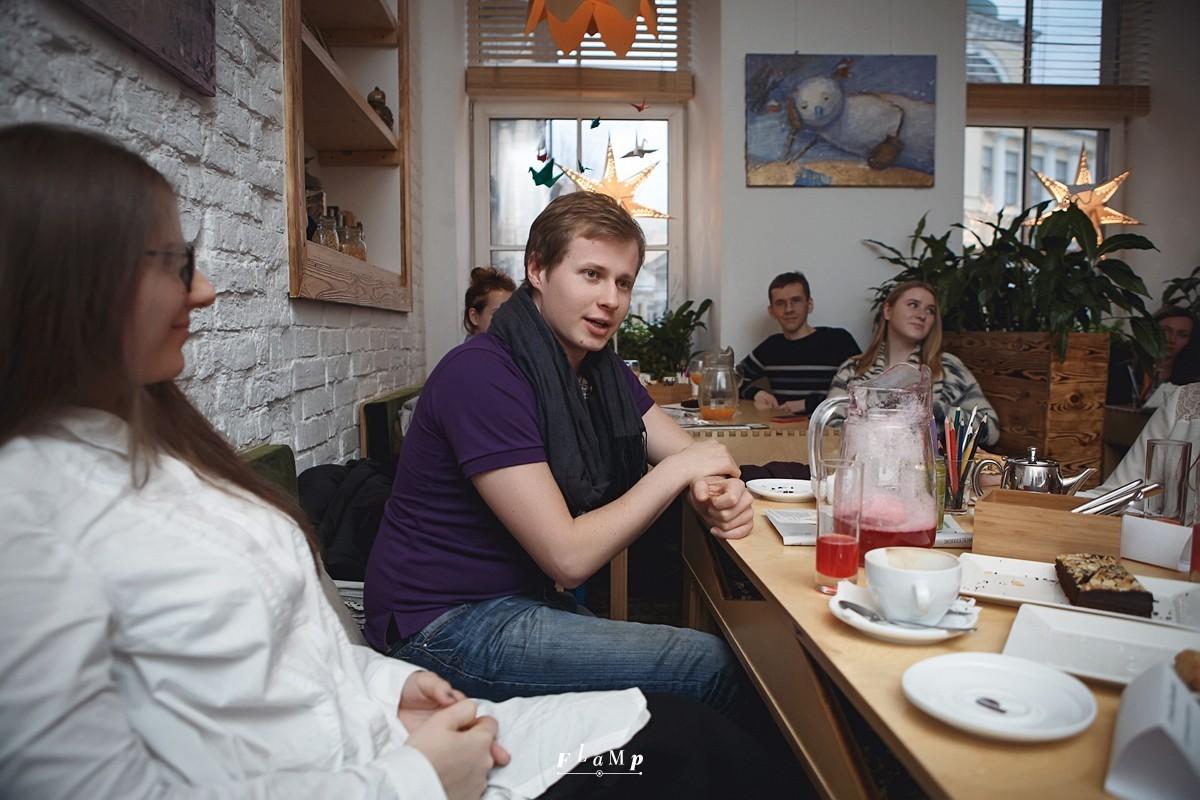 На фото: Никита Загайнов