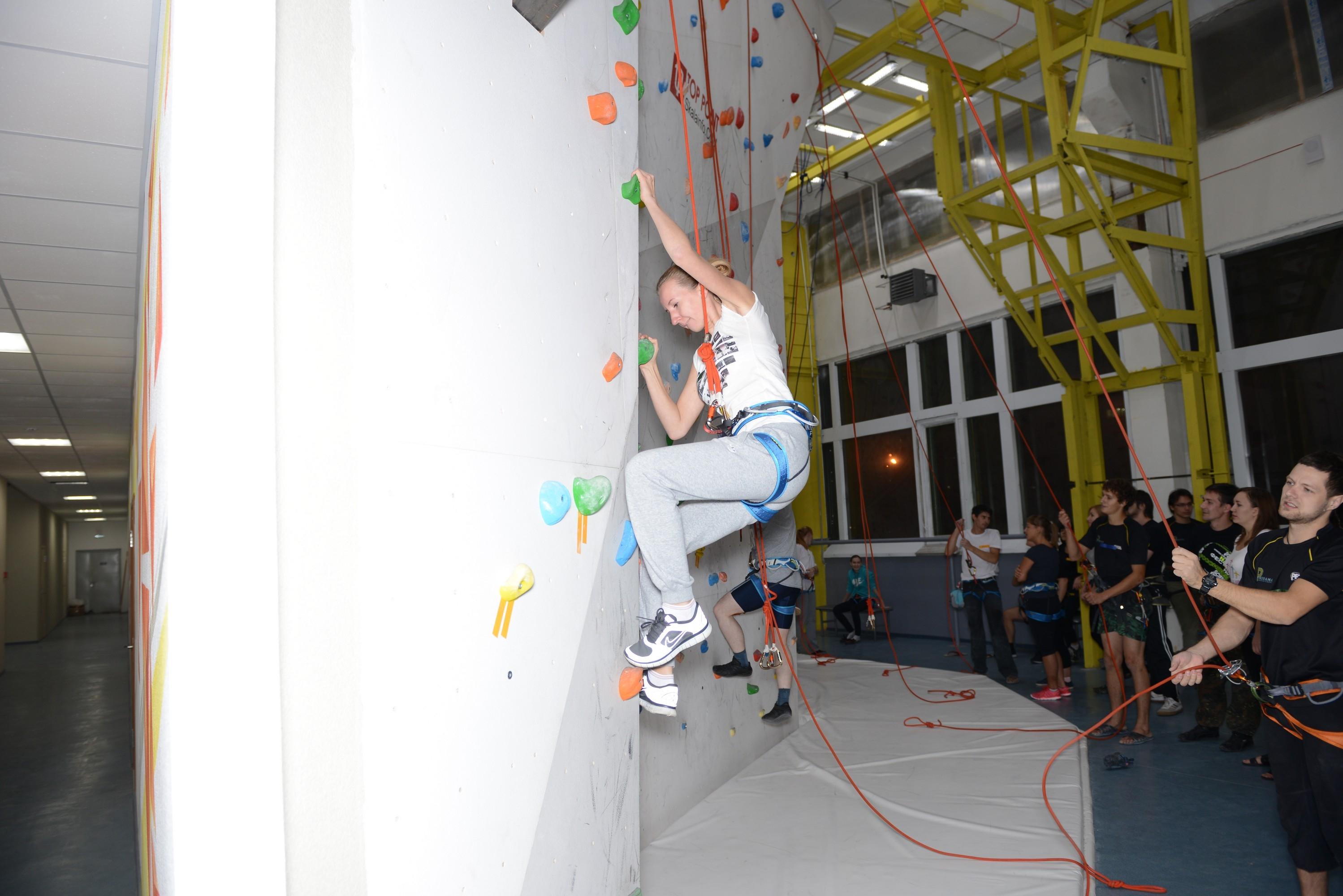 Фотографии предоставлены спортивным центром Panorama.
