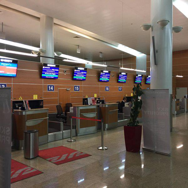 Аэропорт аликанте табло