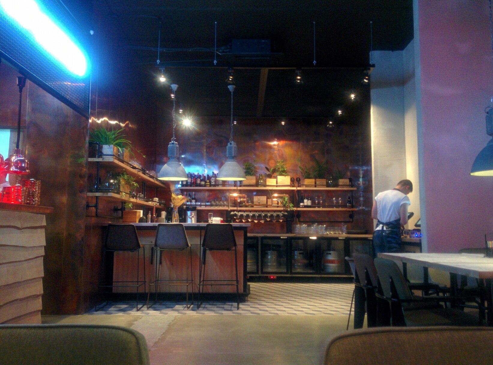 кафе октябрьское в красноярске фото