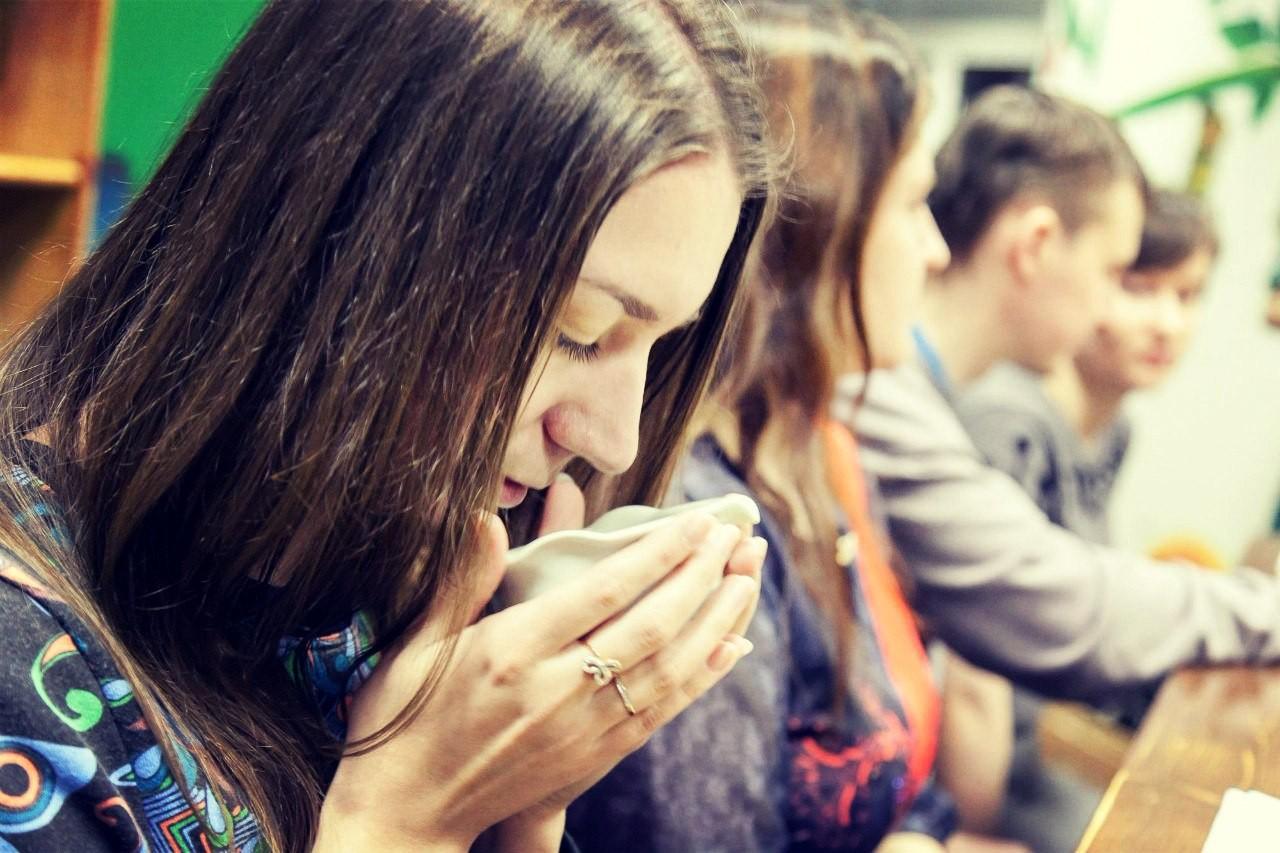 Фото: чайная лавка «Чашкин»