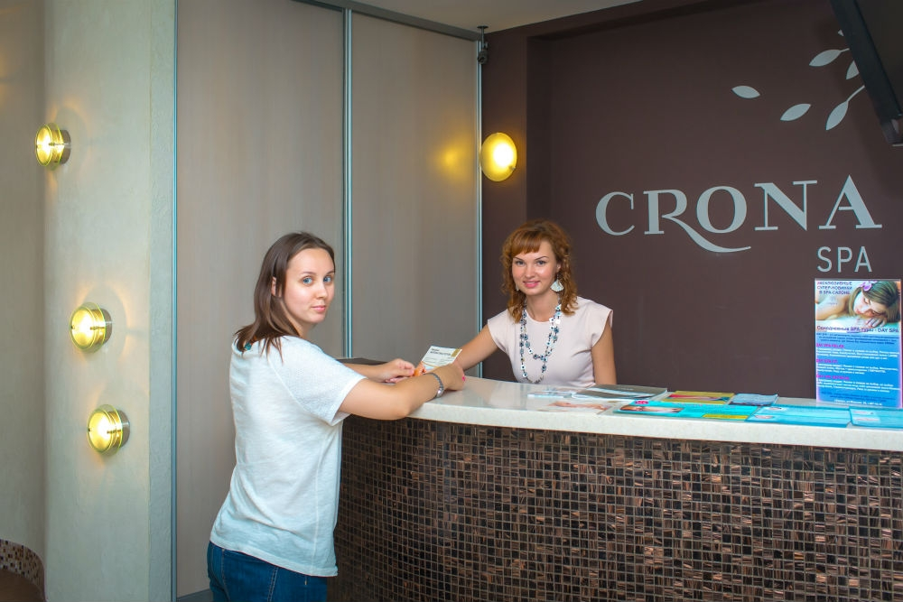 Фотографии предоставлены отелем «Крона».