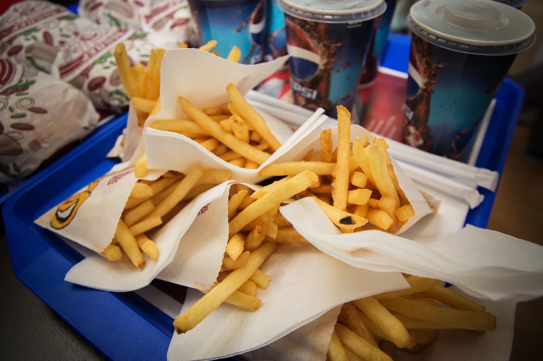 Фотографии предоставлены ресторанами Burger King.