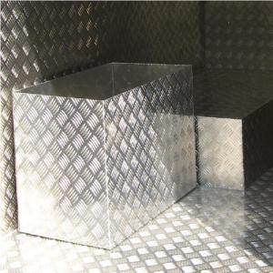 Хорошие качество листа алюминиевого рифленого является маркировка АМГ2НР !