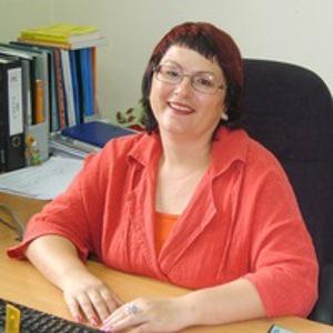 Лариса Левашова