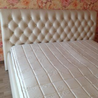 Наша кроватка!