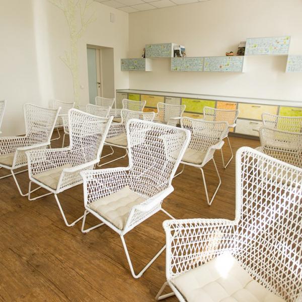 Творческий зал. Для семинаров и тренингов. Вместимость до 40 человек