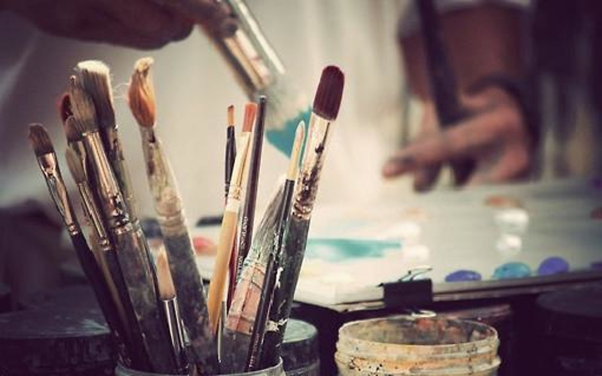 Художниками не рождаются: REPINSCHOOL приглашает фламперов на мастер-класс