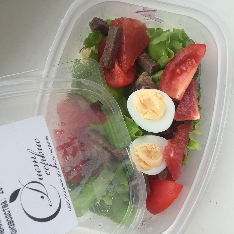 YamDiet Доставка здоровой и диетической еды на дом