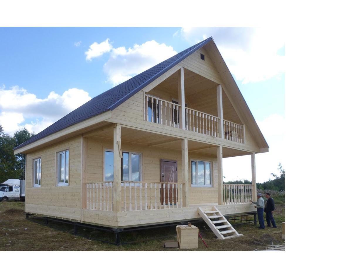 Дома под ключ - фото, планировки, цены.