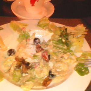"""еще приложили к """"салату"""" сухие корки"""