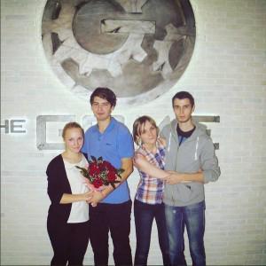 Наша компания.)