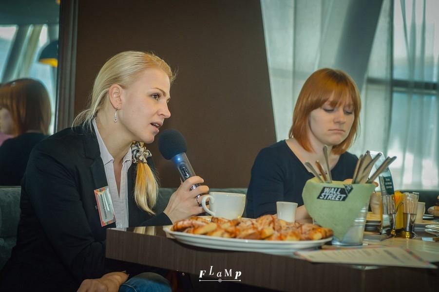 Елизавета Командовская, Donna Olivia, Алена Парадеева, LOGO.RU