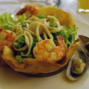 Восхитительный по вкусу и оформлению салат
