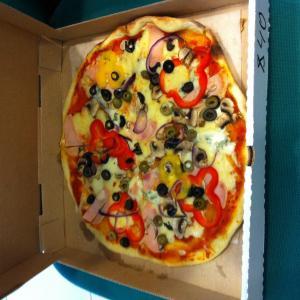 Пицца Обжорка