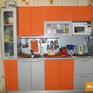 кухня, изготовленная фирмой Техностиль