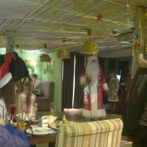 Дед Мороз с программой для детского утренника... в Новогодююночь в Рум Кафе