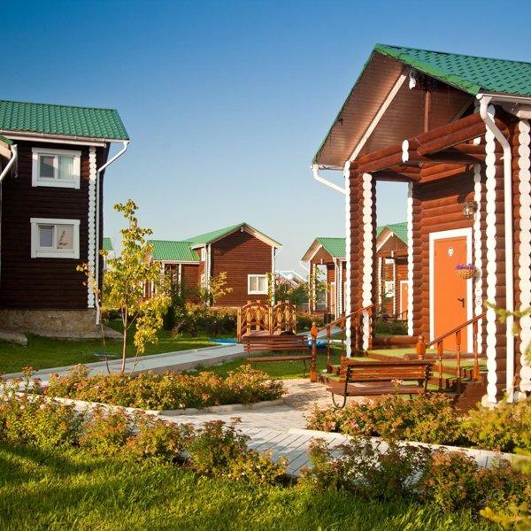 Гостиничные домики