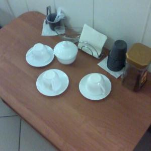 Кофейный столик самообслуживания :-)