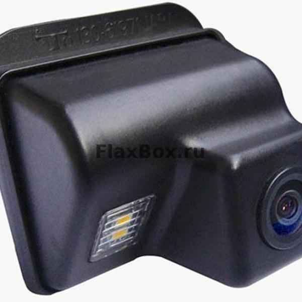 Штатная камера заднего вида Mazda 3 (2002-2008) / Mazda 6 (Все модели) / CХ-5 / СХ-7 / СХ-9 /