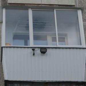 "Наш балкончик от ""Балкон Мастер"""