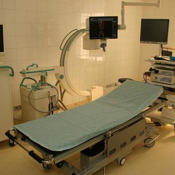 Кабинет для эндоскопической диагностики: ФГС, колоноскопия, видеобронхоскопия, капсульная эндоскопия