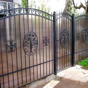 Вот они - мои ворота.