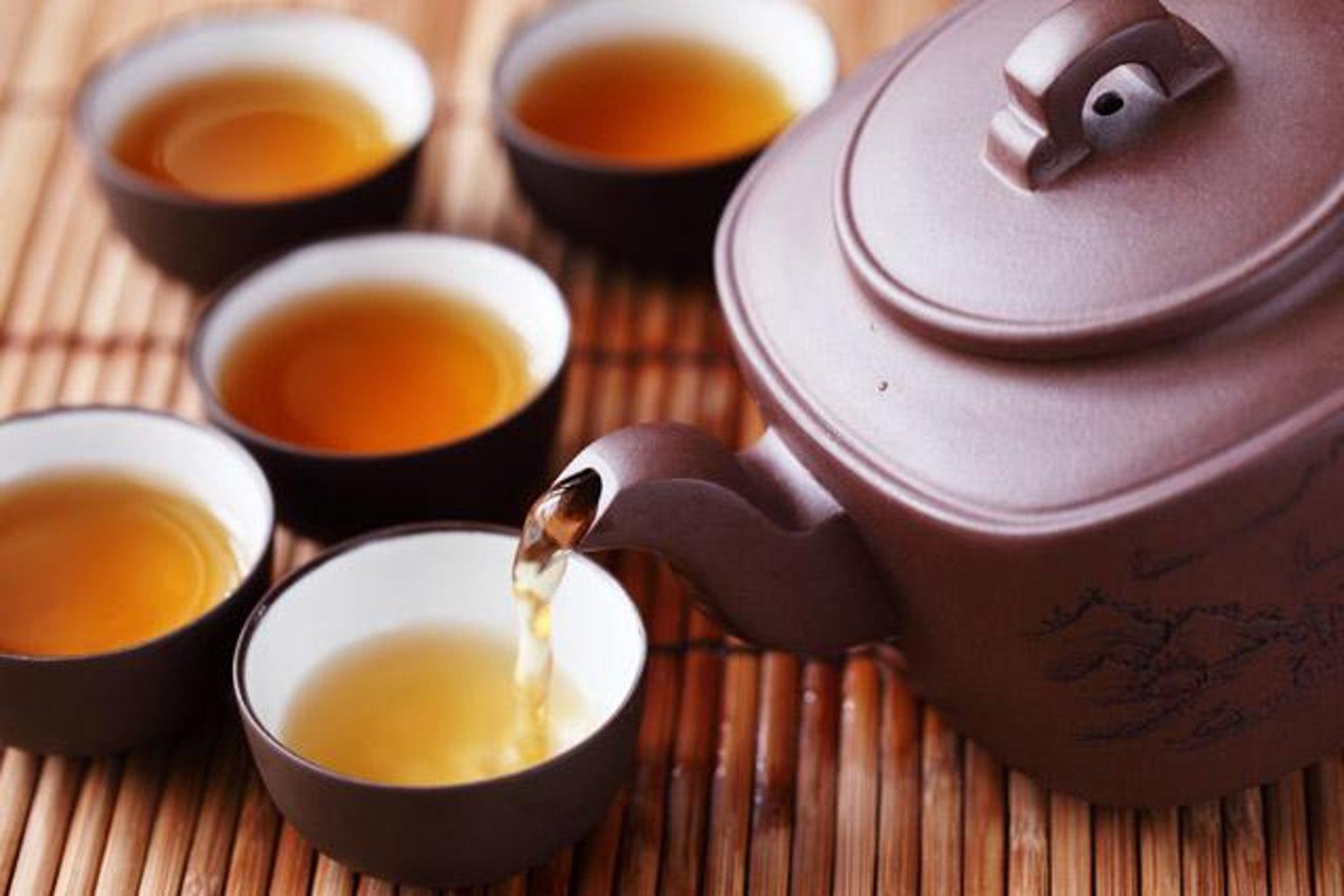 Чайные правила. Говорим о чае с «ЧаЖень»