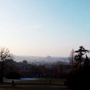 Прекрасная Прага, и не скажешь что это февраль)